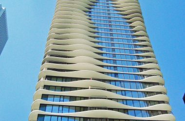 Aqua Tower in Chicago