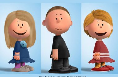 The Gaines Group as Peanuts