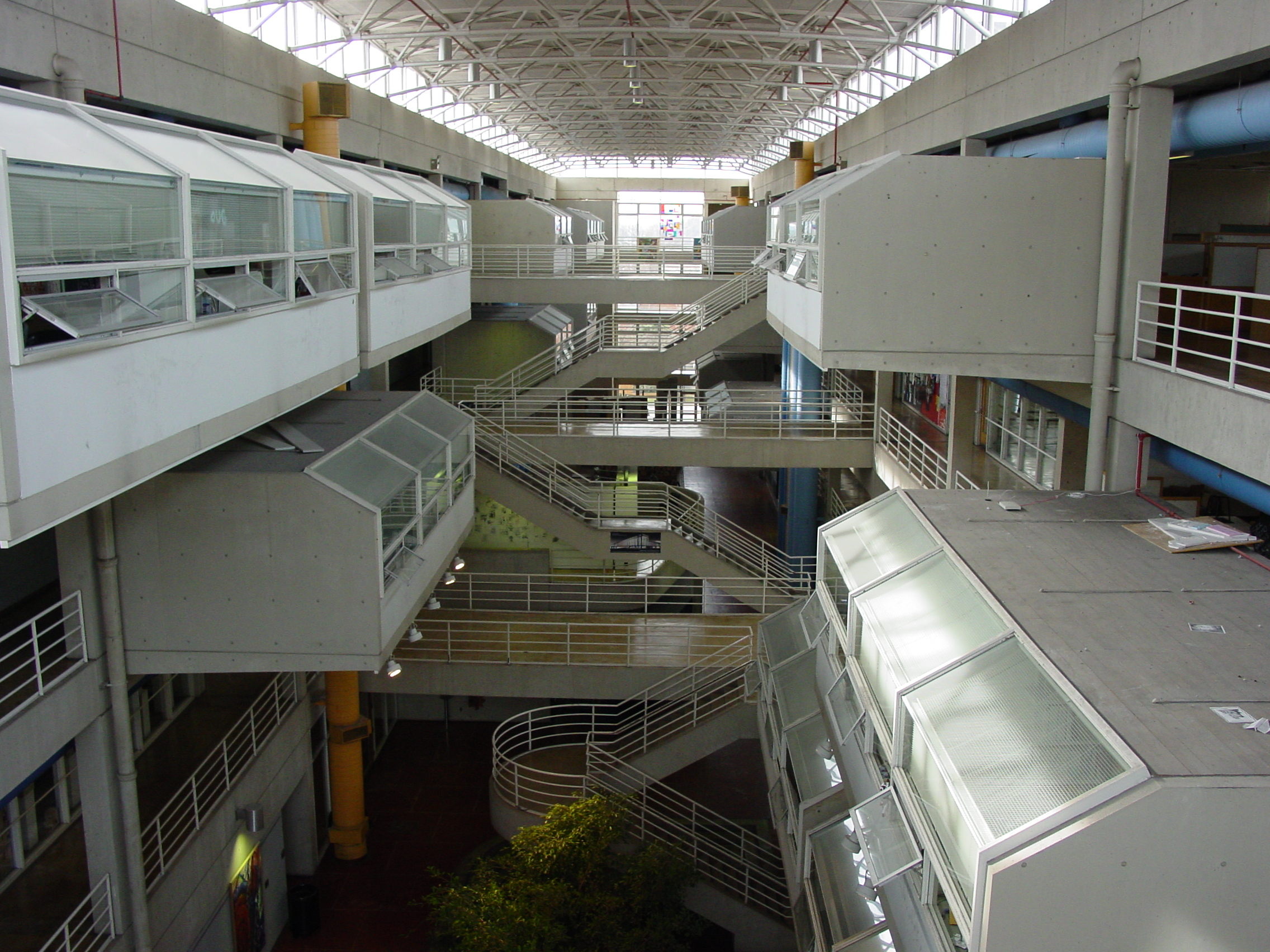 The Gaines Group Architects 75 UT Art and Architecture Building