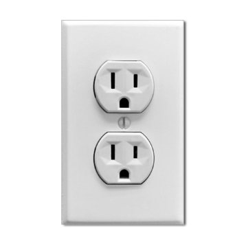 The Gaines Group Architects Seal your electrical outlets to improve ...