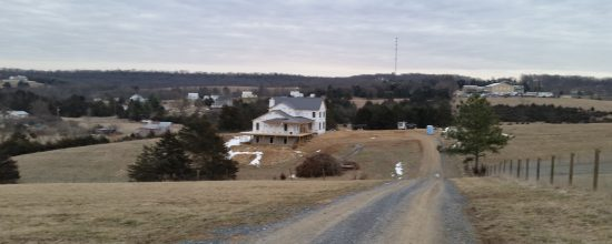 harrisonburg farmhouse