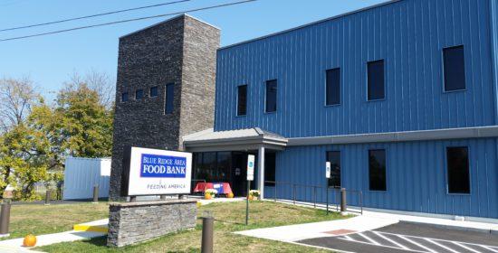 Community Food Bank Warehouse