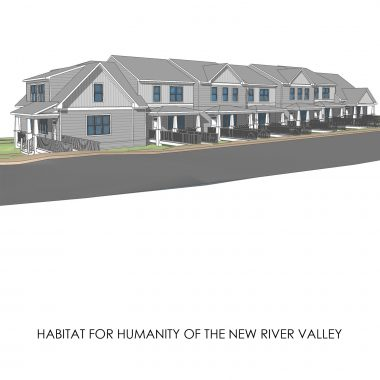 HABITAT FOR HUMANITY OF THE NEW RIVER VALLEY