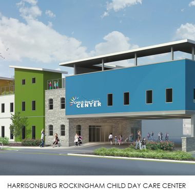 HARRISONBURG ROCKINGHAM CHILD DAY CARE CENTER