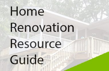 Home Renovation Resource Guide