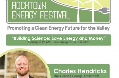 Energy fest talk promo